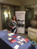 """Presentación de la VII Edición de """"Tango por los caminos del vino en Mendoza"""", en la Residencia Argentina, 7 de agosto de 2014"""